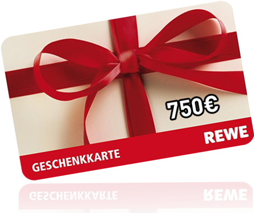 rewe 750 gewinnspiel. Black Bedroom Furniture Sets. Home Design Ideas